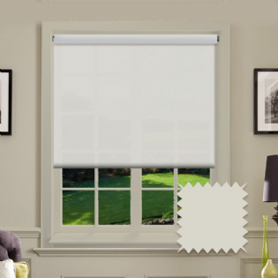 Cream Roller Blind - Astral Modesty
